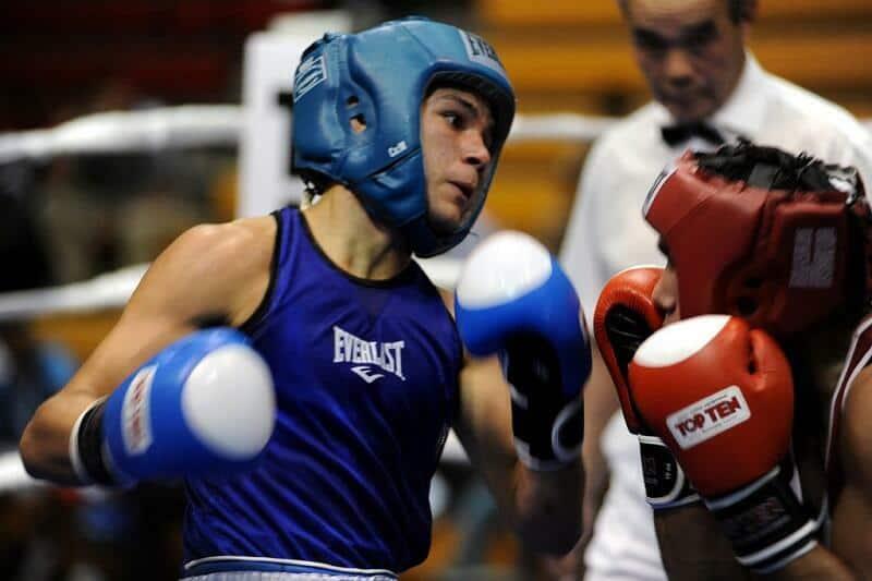 Amateur boxer requirements