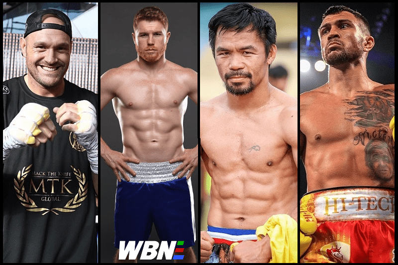 Best Boxers 2019 Divisional Rankings Update (Jan 2019): Top 5 boxers in each division