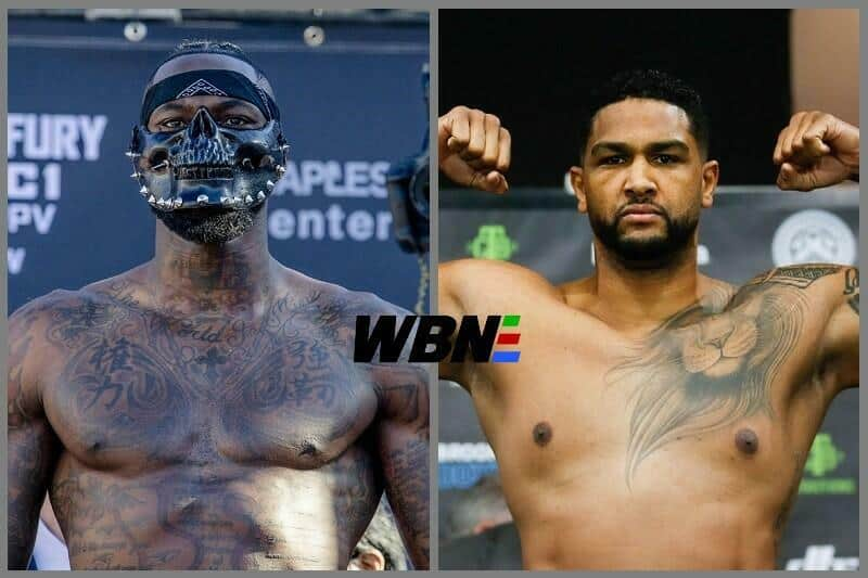 Dominic Breazeale In Brutal Assessment Of Deontay Wilder As A Fighter