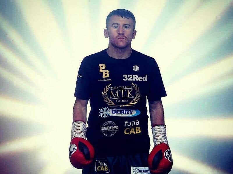 Paddy Barnes handed tough assignment for Oct 11 in Belfast