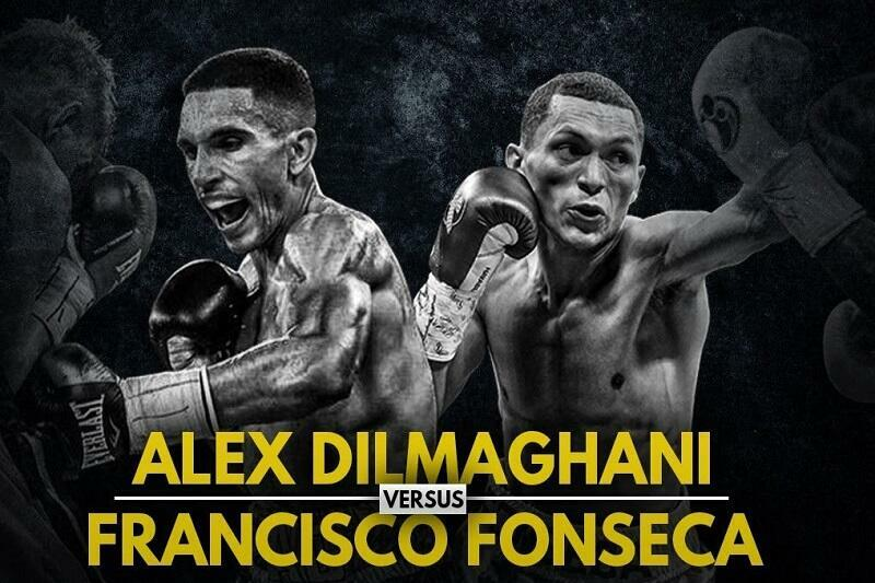 Alex Dilmaghani hails Channel 5 'the best platform in boxing