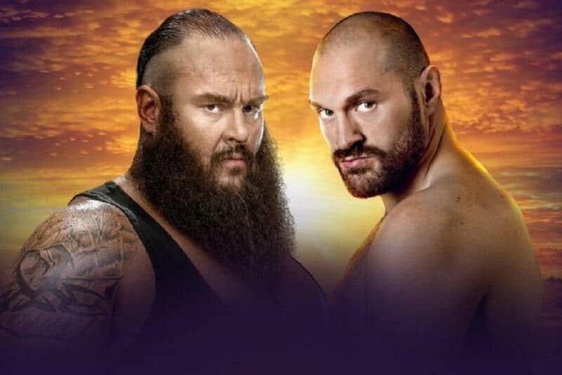 Kết quả hình ảnh cho Tyson Fury WWE