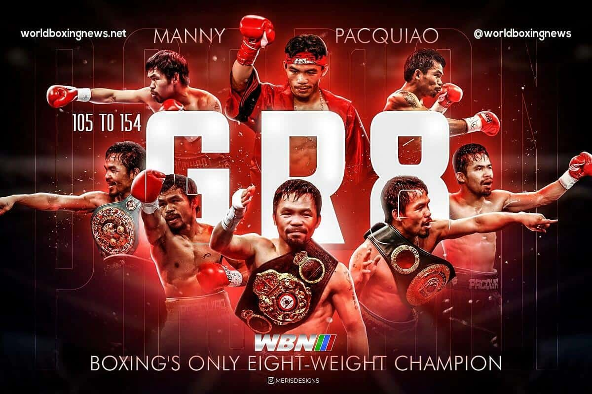 Manny Pacquiao GR8