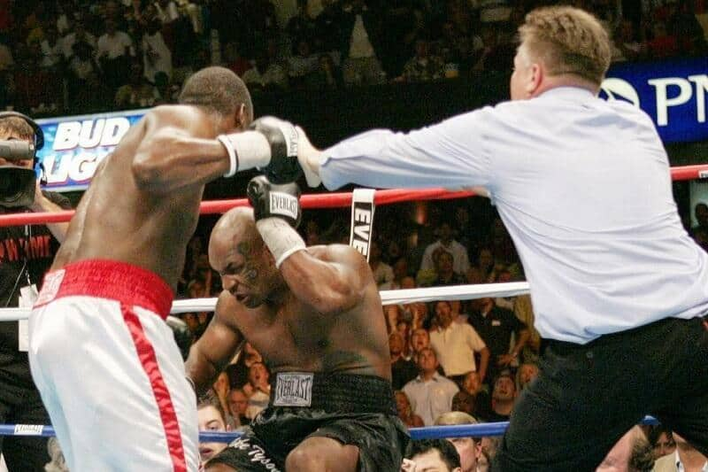 Ex-Mike Tyson conqueror Danny Williams RELIEVED TO RETIRE, thought ...