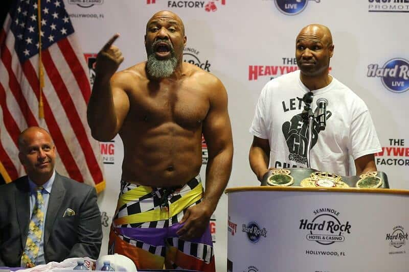 Shannon Briggs: I was 400 pounds and wanted to kill myself
