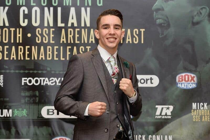 Mick Conlan: Recent Frank Warren shows on BT have taken boxing to a