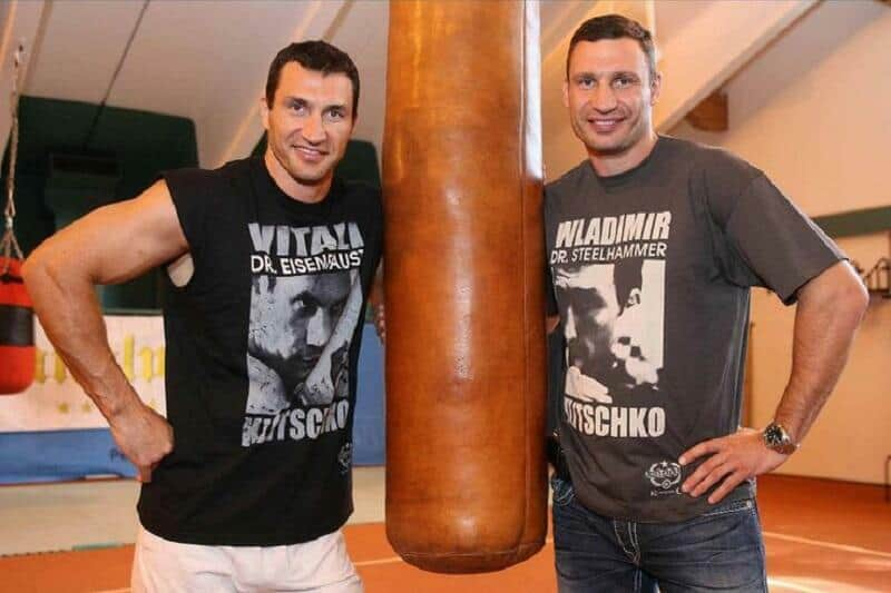 Vitali and Wladimir Klitschko: Five Facts You Need to Know